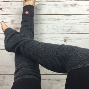 🔴Pure Barre Leg Warmers